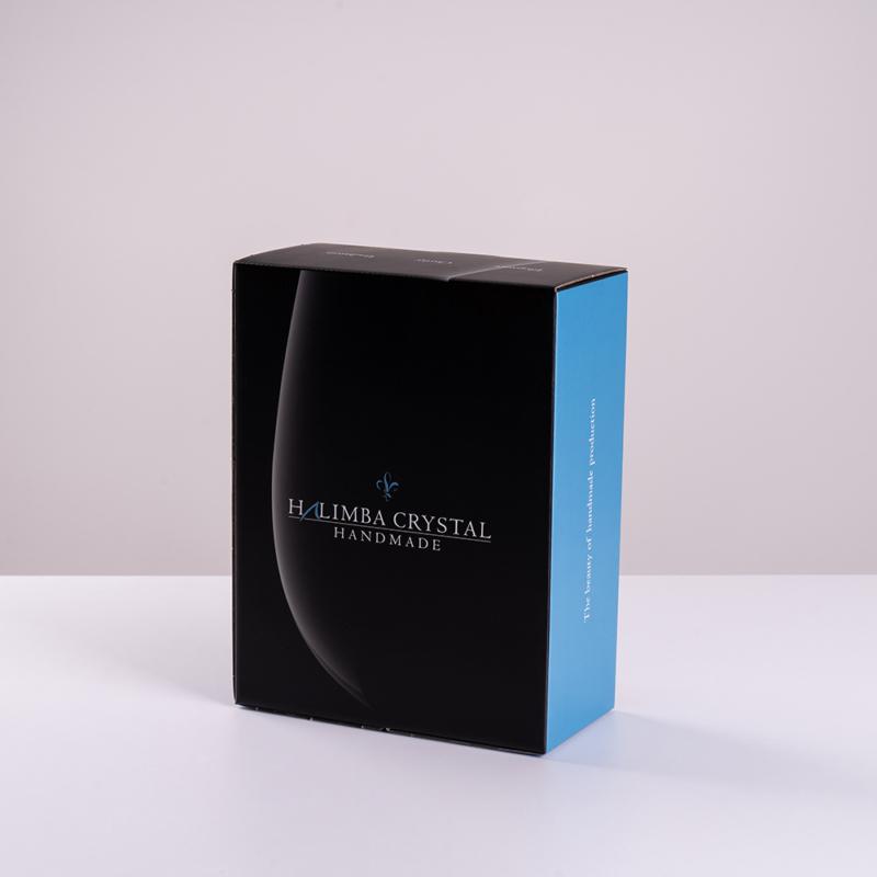 Halimba Lyra Vörösboros pohár 500 ml