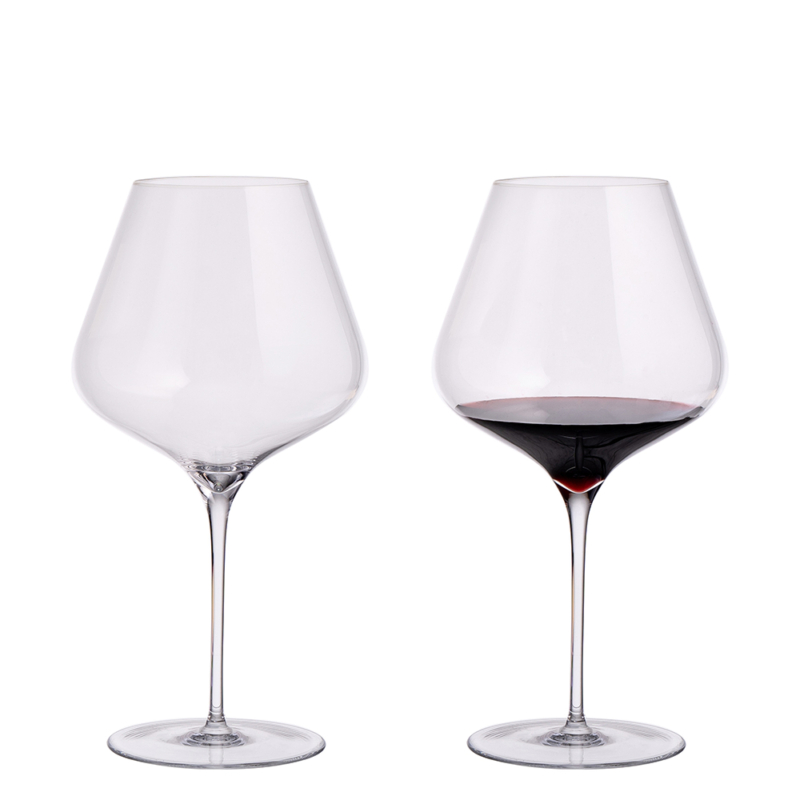 Halimba Lyra Bordeaux pohár 810 ml
