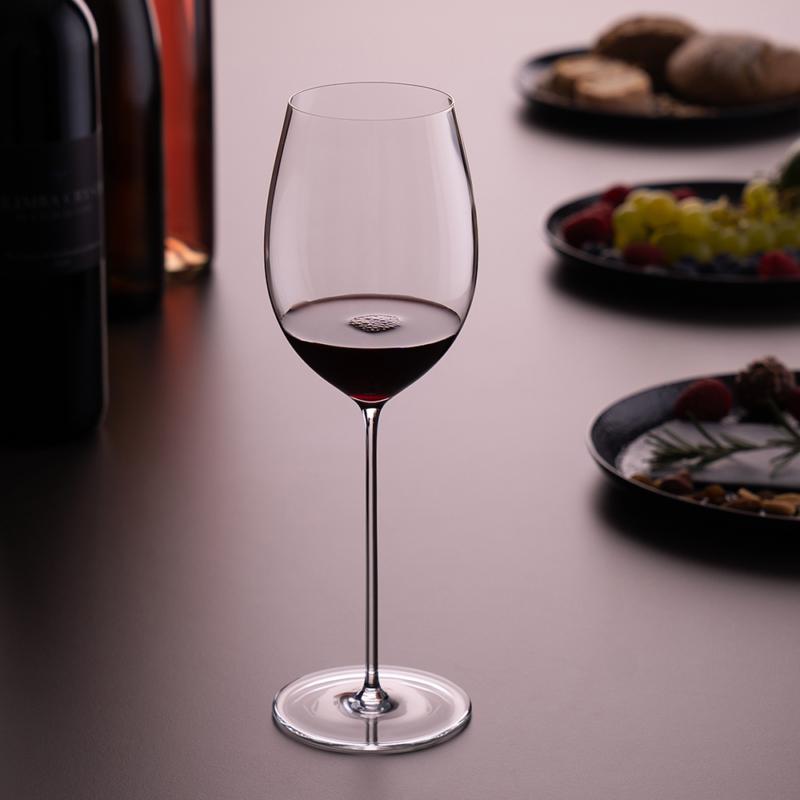 Halimba Elegance Vörösboros pohár 450 ml
