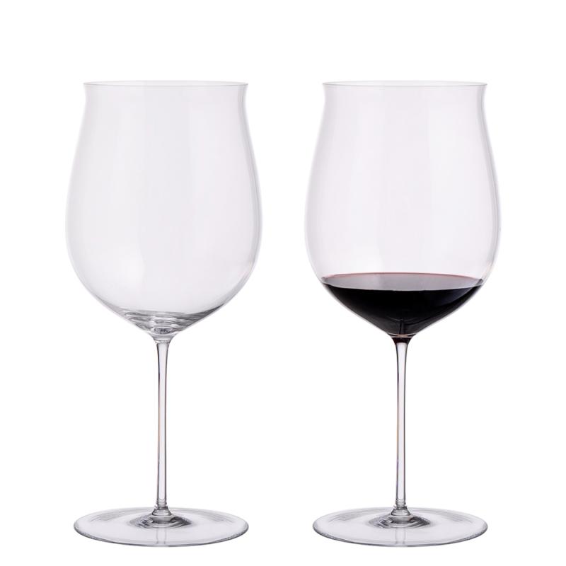 Halimba Elegance Burgundy pohár 950 ml