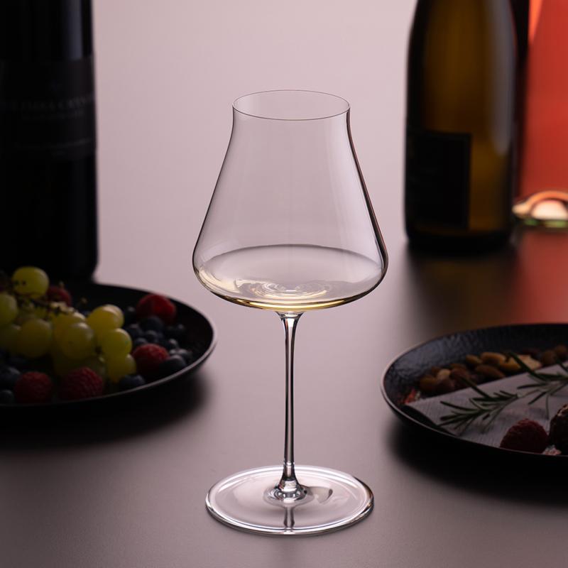 Halimba Lady Fehérboros pohár 420 ml
